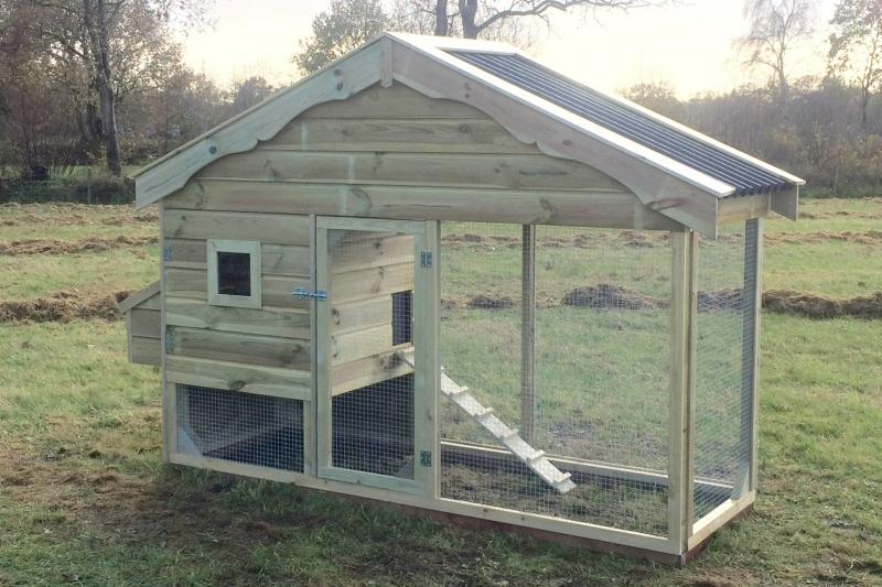 kwaliteits kippenhokken | kippenren specialist
